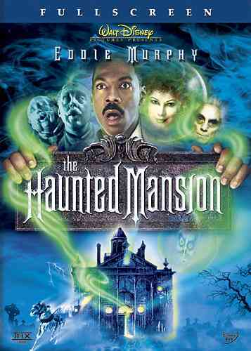 HAUNTED MANSION BY MURPHY,EDDIE (DVD)